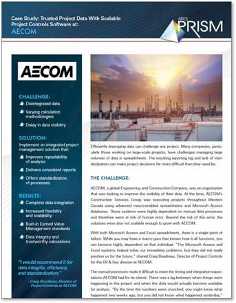 AECOM Case Study Graphic
